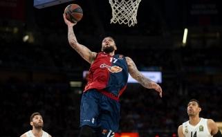 """""""Real"""" oficialiai paskelbė apie kontraktą su NBA nepritapusiu prancūzu"""