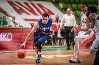 D.Tarolis buvo rezultatyvus, bet jo komanda FIBA Čempionų lygoje nežais