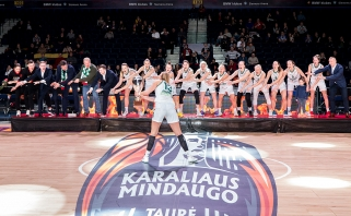 "Karalienės taurės turnyre ""Kibirkštis–MRU"" sieks revanšo prieš ""Aistes–LSMU"""