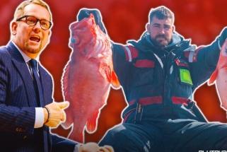 """""""Raptors"""" treneris prisiminė apie žūklę su Valančiūnu Lietuvoje"""