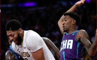 """Davisas įvardijo žaidėją, kurio perėjimas į """"Lakers"""" jį nustebino labiausiai"""