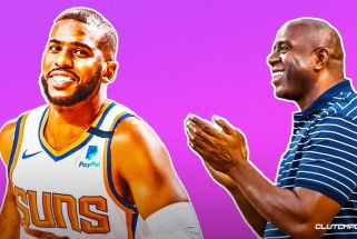 Ch.Paulas aplenkė patį M.Johnsoną ir prasibrovė į NBA visų laikų penketuką
