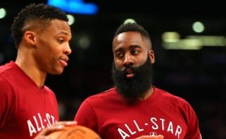 """D.Morey: du iš geriausių žaidėjų atstovauja """"Rockets"""" - mes turime tapti čempionais"""
