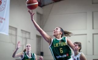 Moterų rinktinė Europos čempionato atranką baigė skausmingu pralaimėjimu serbėms
