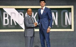Dar vienas latvis žais NBA - 20-metis pasirašė 7 mln. vertės kontraktą