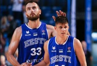 """Estija sutriuškino Latviją ir tapo """"Baltijos kelio"""" turnyro nugalėtoja"""