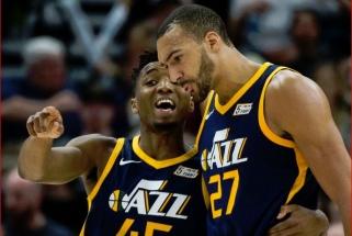 Pirmieji užkrėstieji COVID-19 NBA lygoje R.Gobertas ir D.Mitchellas pasirengę susitaikyti