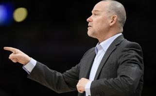 """""""Lietuviškojo"""" NBA klubo strategas persirgo COVID-19: išspardžiau jam užpakalį"""