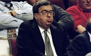 """Buvęs """"Bulls"""" vadovas paaiškino, kodėl 1998 m. nusprendė atnaujinti komandą"""