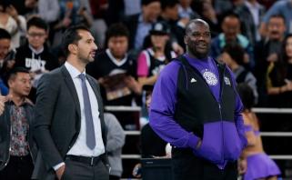 """Sh.O'Nealas: """"Kings"""" bus geresni už """"Clippers"""" ir """"Lakers"""""""