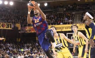 """Barcelona"" sutriuškino kelio į pergales nerandantį ""Fenerbahče"""