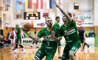 """NKL sezono MVP - """"Telšių"""" atakų organizatorius"""