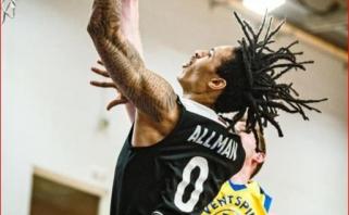Kulvietis labai blankiai pasirodė ir Latvijos krepšinio grandų dvikovoje