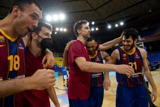 """Jasikevičiaus atokvėpis: """"Barca"""" surakino """"Zenit"""" puolimą ir laimėjo seriją"""