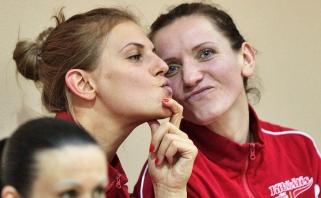 Eurolygoje debiutuosiantis Žironos klubas prisiviliojo dar vieną lietuvę