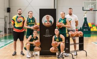 U17 merginų rinktinė pradėjo pasirodymą išskirtiniame FIBA projekte