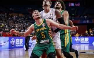 Brazilai po ilgosios pertraukos palaužė Naująją Zelandiją