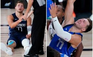 NBA ekspertas nuplėšė šventojo aureolę nuo Dončičiaus galvos: jis – verkšlenantis vilkas ėriuko kailyje