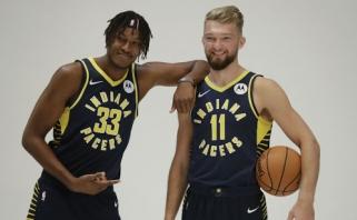 "D.Sabonio bendraklubis bei bičiulis M.Turneris gali būti išmainytas į ""Celtics"""