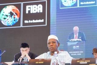 FIBA prezidentas sustabdė įgaliojimus dėl seksualinio priekabiavimo skandalo