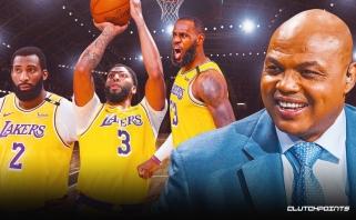 """Barkley: """"Lakers"""" – atkrintamųjų favoritai? Niekas jų nebijo"""