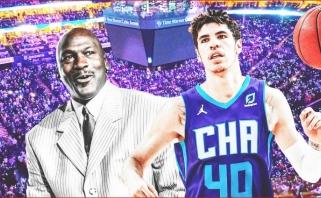 """M.Jordanas leido """"Hornets"""" pasirinkti Lietuvoje karjerą pradėjusį L.Ballą"""