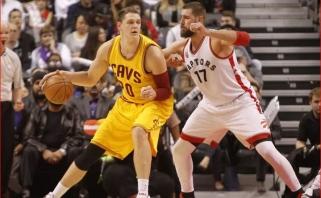 """""""Chimki"""" bando susigrąžinti nuo 2010 metų NBA rungtyniavusį T.Mozgovą"""
