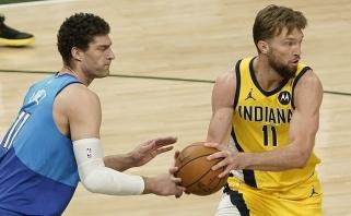 Sabonio ekipa sminga žemyn – Milvokyje neprireikė nė geriausio NBA žaidėjo