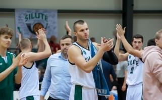 37-erių V.Vasylius dar turi parako - tapo savaitės MVP