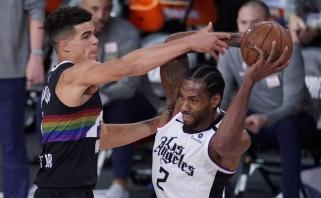 """""""Clippers"""" - per žingsnį nuo NBA Vakarų konferencijos finalo"""