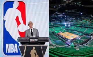 NBA pradėtoje rekonkistoje minimas ir Kaunas