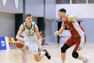 """NKL: žalgiriečiai nukovė """"Neptūno"""" dublerius, debiutantai laimėjo Marijampolėje"""