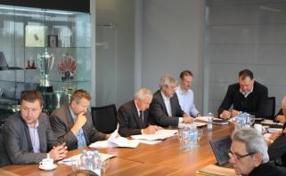 LKF posėdyje įvertinti rinktinių rezultatai bei aptarti kiti svarbūs klausimai