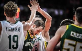 """""""Jazz"""" australas J.Inglesas: galiu išvis pasitraukti iš krepšinio, jei taip apsaugosiu sūnų nuo koronaviruso"""