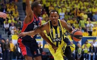 """""""Maccabi"""" gretas sustiprino iš NBA grįžtantis Eurolygos čempionas"""