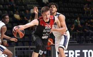 """""""Lietuvos rytas"""" sutriuškino prancūzus ir žais Eurolygos jaunimo turnyro finale"""