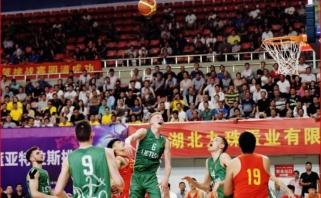 Dvidešimtmečiai laimėjo tris tarptautinius turnyrus Kinijoje