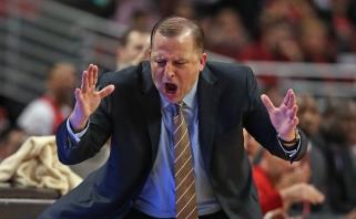 """T.Thibodeau gali tekti palikti """"Bulls"""" vyr. trenerio postą"""