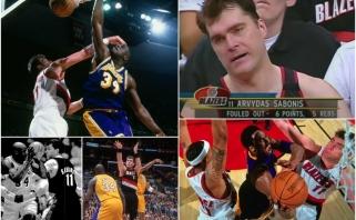Didžiausias kolapsas NBA istorijoje: Shaqo šachas ir matas Sabo svajonei