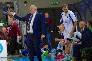 """""""Jonavos"""" treneriu tapsiantis V.Šeškus: man imponuoja Jonavos valdžios požiūris į krepšinį"""