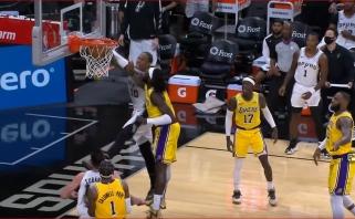 """Monstriškas DeRozano dėjimas į """"Lakers"""" krepšį - gražiausias NBA nakties epizodas"""