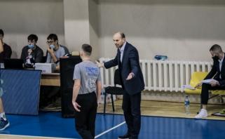 R.Alijevas paliko nesėkmingai startavusio Molėtų klubo vairą