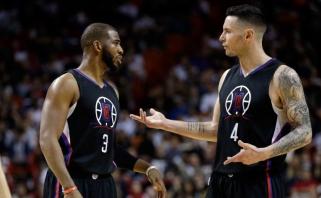 Karjerą baigęs Redickas įvardijo žaidėją, su kuriuo galėjo tapti NBA čempionu