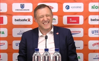 """Savo komandą dievais titulavęs """"Juventus"""" treneris kalbėjo ir apie LKL demonus"""