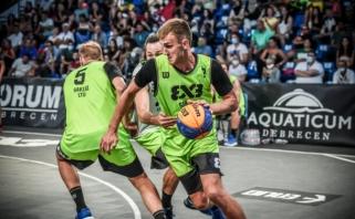 Ką svarbiausia žinoti apie naują 3×3 krepšinio sezoną