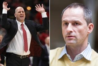 "A.Karnišovas visgi griebėsi šluotos – ""Bulls"" atleido vyriausiąjį trenerį"