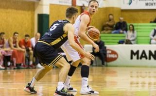 Aštuntąjį sezoną Marijampolėje pasitikęs T.Kliučinykas: apie komandos iškilimą ir išaugusį vaidmenį