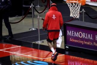 """""""Rockets"""" su Hardenu atsisveikino iškalbinga žinute"""
