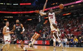NBA sezono pradžios atradimas K.Nunnas: be kalbų, aš - metų naujokas