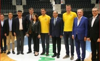 Lietuvoje susitiko LKL ir Kinijos krepšinio lygos atstovai